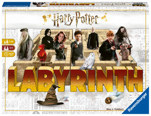 Giocattolo Labirinto Harry Potter Ravensburger