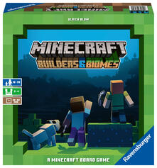 Family games. Minecraft