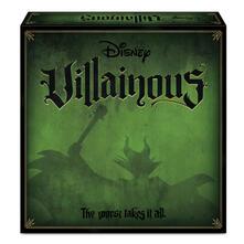 Family games. Disney Villainous