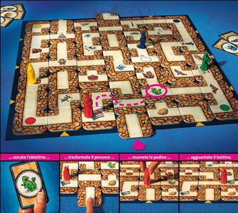 Labirinto Magico Gioco di società Ravensburger (26447) - 16