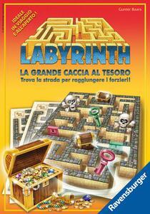 Labirinto La Grande Caccia al Tesoro Gioco di società Ravensburger (26548) - 2