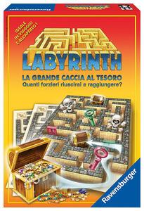 Labirinto La Grande Caccia al Tesoro Gioco di società Ravensburger (26548) - 4