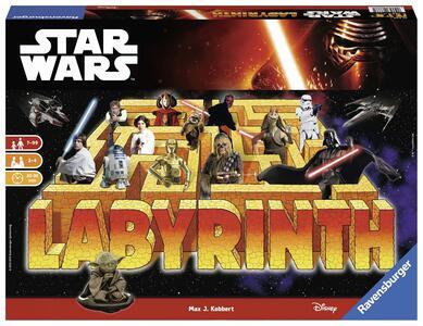 Labirinto Star Wars Giochi di società Ravensburger (26666) - 6