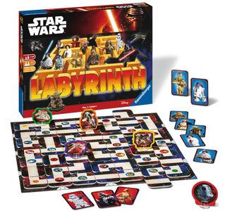 Labirinto Star Wars Giochi di società Ravensburger (26666) - 9