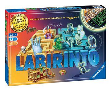 Giocattolo Labirinto Glow in the Dark Ravensburger 0