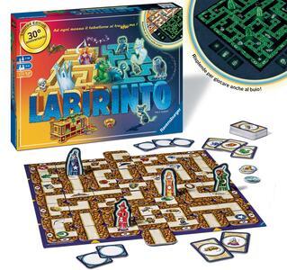 Labirinto Glow in The Dark Gioco di società Ravensburger (26692) - 9