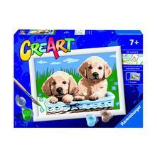CreArt Serie E. Cani Retriever