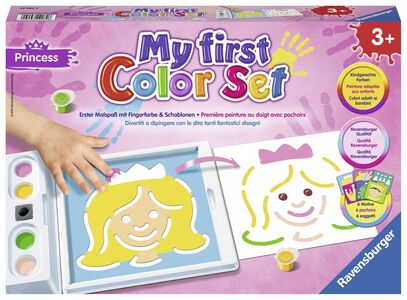Giocattolo My First Color Set Princess Ravensburger 0