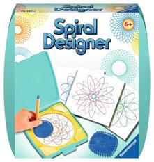 Spiral-Designer. Turquoise. Ravensburger 00.029.767 spirografo per bambini