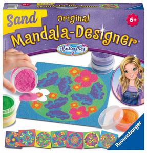 Giocattolo Mandala Designer. Sand. Butterflies Ravensburger