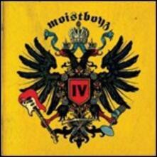 Moistboyz 4 - Vinile LP di Moistboyz