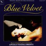 Cover CD Velluto blu