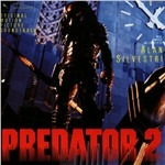 Cover CD Colonna sonora Predator 2