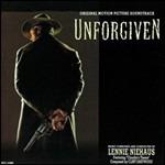 Cover CD Colonna sonora Unforgiven