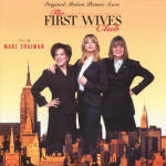 Cover CD Colonna sonora Il club delle prime mogli
