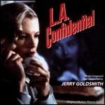 Cover CD Colonna sonora L.A. Confidential