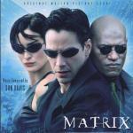 Cover CD Colonna sonora Matrix