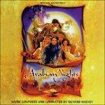 Cover CD Colonna sonora Arabian Nights