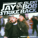 Cover CD Colonna sonora Jay and Silent Bob... fermate Hollywood