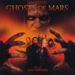 Cover CD Colonna sonora Fantasmi da Marte