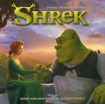 Cover CD Shrek