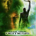 Cover CD Colonna sonora Star Trek - La nemesi
