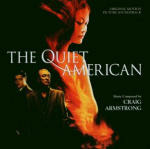 Cover CD Colonna sonora The Quiet American