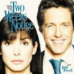 Cover CD Two Weeks Notice - Due settimane per innamorarsi