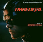 Cover CD Colonna sonora Daredevil