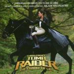 Cover CD Colonna sonora Lara Croft Tomb Raider: La culla della vita