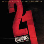 Cover CD Colonna sonora 21 grammi