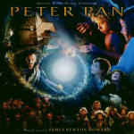 Cover CD Colonna sonora Peter Pan