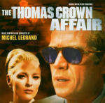 Cover CD Il caso Thomas Crown