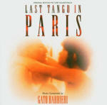 Cover CD Colonna sonora Ultimo tango a Parigi