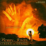 Cover CD Colonna sonora Bobby Jones. Genio del Golf