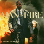 Cover CD Man on Fire - Il fuoco della vendetta