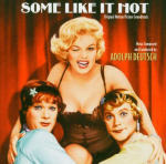 Cover CD Colonna sonora A qualcuno piace caldo