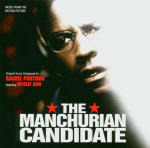 Cover CD The Manchurian Candidate