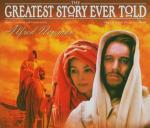 Cover della colonna sonora del film La più grande storia mai raccontata