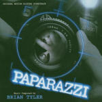 Cover CD Colonna sonora Paparazzi