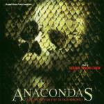 Cover CD Colonna sonora Anaconda - Alla ricerca dell'orchidea maledetta