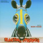 Cover CD Colonna sonora Striscia, una zebra alla riscossa