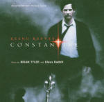 Cover CD Colonna sonora Constantine