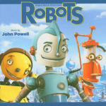 Cover CD Colonna sonora Robots
