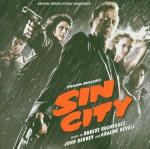 Cover CD Sin City
