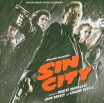 Cover CD Colonna sonora Sin City