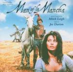Cover CD Colonna sonora L'uomo della Mancha