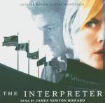 Cover della colonna sonora del film The Interpreter