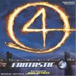 Cover CD I fantastici 4