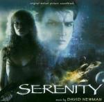 Cover CD Colonna sonora Serenity